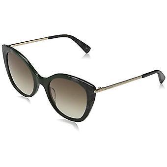 Longchamp LO636S, Acetate Forest Unisex Adult, Multicolored, Standard Sunglasses