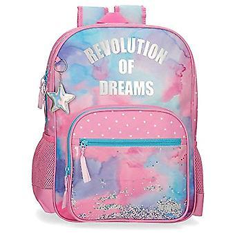 Movom Revolution Dreams Moda giovanile 31x42x13 Centimeterss Multicolore(1)