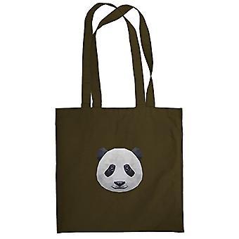 Texlab VEND-168040, Unisex Fabric Bag Adult, Brown, 38 cm x 42 cm