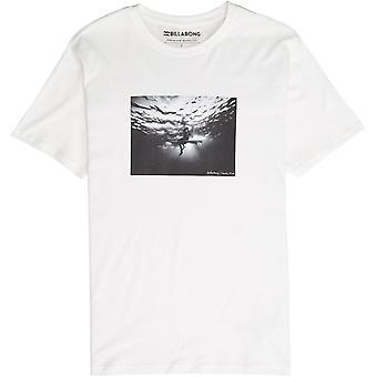 Billabong focal korte mouw T-shirt in bot