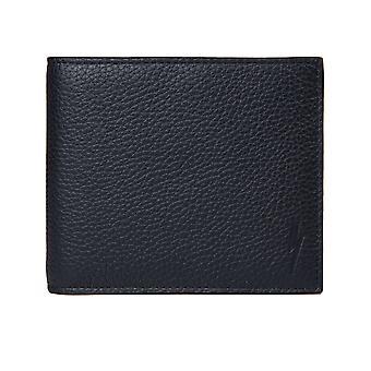 Neil Barrett mäns blå plånbok