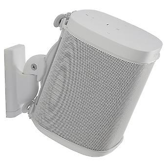 Sanus WSWM21 Speaker Mount voor Sonos® ONE, PLAY:1, PLAY:3, wit
