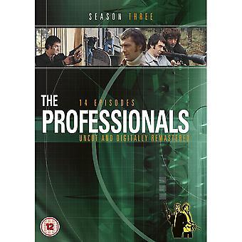 Profesjonaliści - Seria 3 (nowe opakowanie) DVD