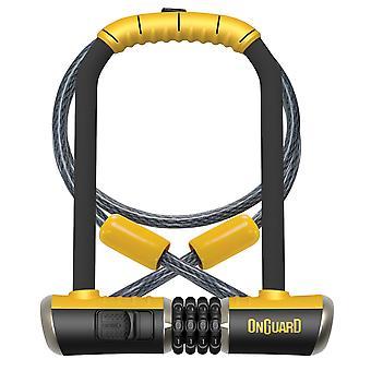 OnGuard Bulldog Combo DT 8012c U-Lock   Extender 115 x 230 x 13mm