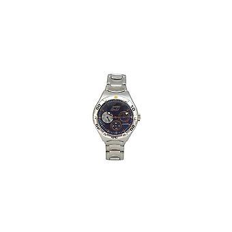 Unisex Horloge Chronotech (ø 38 Mm)