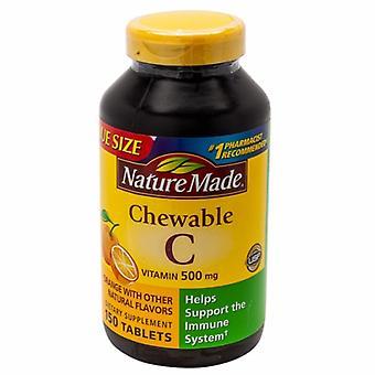 Nature Made Vitamin C, 500mg, 150 Tabs