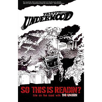 Tripp Underwood - So This Is Readin [CD] USA import