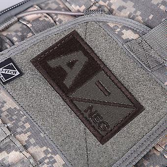 3d Blood Type Patch A B Ab O Pos Neg Coyote Tan Od Green Patch
