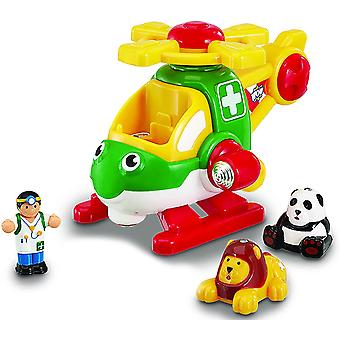 WOW Toys Harry Copter Animal Rescue Helicopter