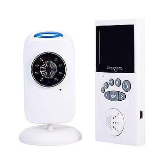 GB101 Trådløs video farve babyalarm baby sikkerhed kamera nattesyn Babyroom Overvågning