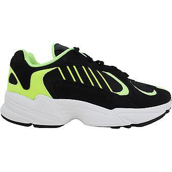 Adidas Yung-1 Core Black/Hi-Res Yellow EE5317 Men's