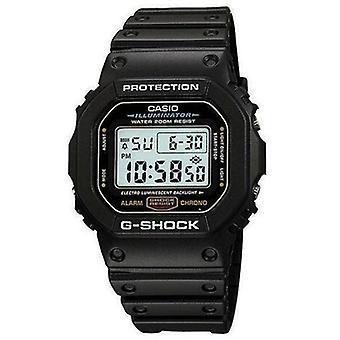 Casio G-shock Illuminator Alarme Chrono Dw-5600e-1v Dw5600e-1v Montre Homme