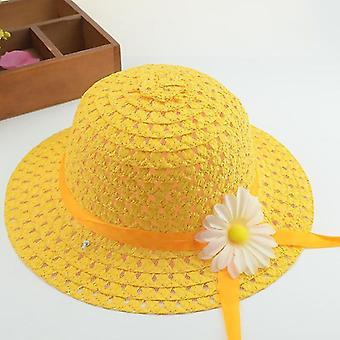 Summer Beach Hats Set & Wide Brim Holiday Travel Beach Bags