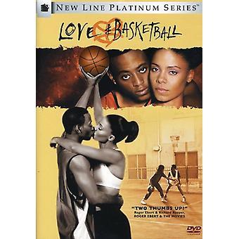 Kärlek & basket [DVD] USA import