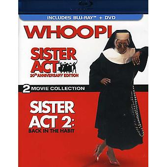 Sister Act [BLU-RAY] USA import