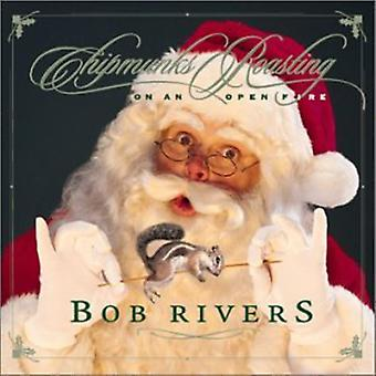 Bob Rivers - Chipmunks Roasting on an Open [CD] USA import