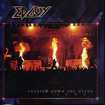 Edguy - Abbrennen [CD] USA import