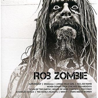 Rob Zombie - Icon [CD] USA import
