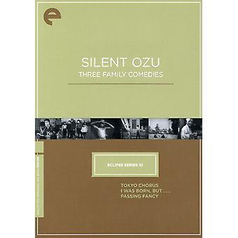 Silencieux Ozu - importation USA trois famille [DVD]