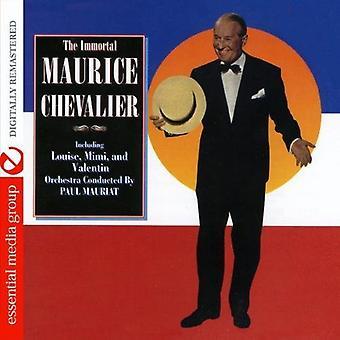 Maurice Chevalier - unsterbliche Maurice Chevalier [CD] USA import