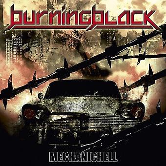 Burning Black - Mechanichell [CD] USA import
