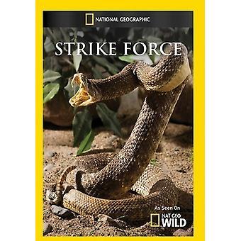 Strike Force [DVD] USA importeren