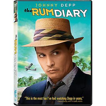 La importación de los E.e.u.u. Rum Diary [DVD]