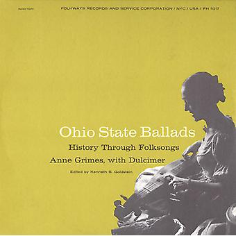 Anne Grimes - importación de los E.e.u.u. estado de Ohio baladas [CD]