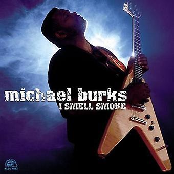 Michael Burks - jeg lukter røyk [DVD] USA import