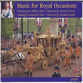 Westminster Abbey - Music for Royal Occasions [CD] USA import