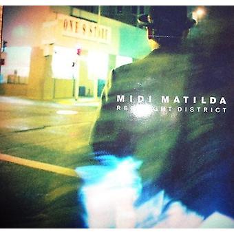 Midi Matilda - Red Light District EP [CD] USA import