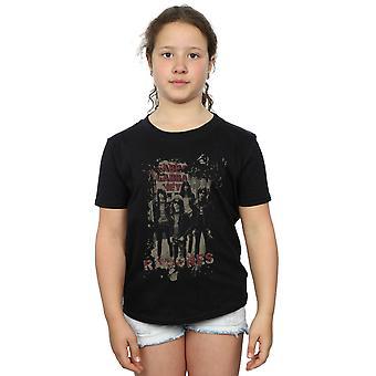 Ramones Girls Gabba Gabba Hey T-Shirt