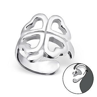 Foglia - 925 Sterling Silver orecchio polsini - W22159X