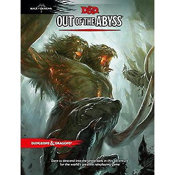 Out of the Abyss Dungeons and Dragons Accessories - Book