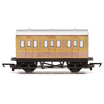 Hornby Gauge Railroad Lner 4 roue Coach