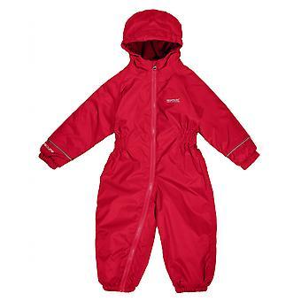 Regatta Outdoor Kinder Kleinkinder Splosh III wasserdicht Regenanzug