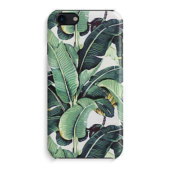 iPhone 7 pełny głowiczki (błyszcząca) - liście bananowca