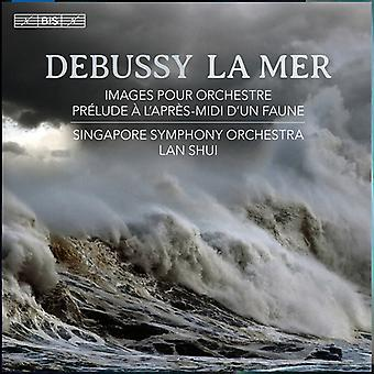 Debussy / Shui / Singapore Sym Orch - La Mer [SACD] USA import
