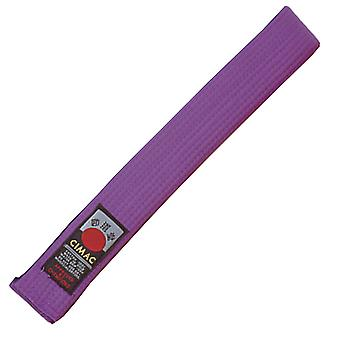 Cimac Martial Arts Belt Purple 240cm