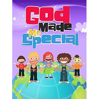Children's Poster God Made Me Special Series 1 (18x24)
