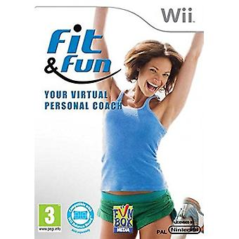 Fit and Fun (Wii) - New