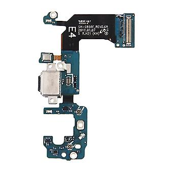 Samsung Galaxy S8 G950 G950F latauksen pistorasiaan mikrofoniliitäntä muistimoduuli sensor Flex