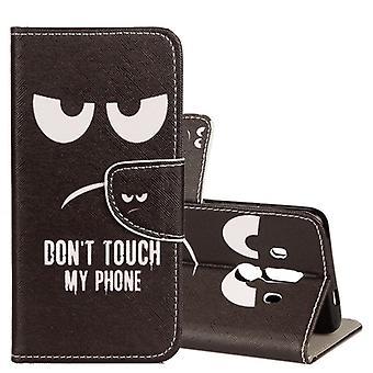 Motif de poche portefeuille 32 pour Huawei s'accoupler 10 Pro Housse Etui protection housse