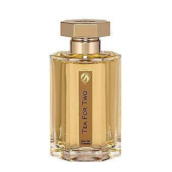 L'Artisan Parfumeur Tea For Two Eau De Toilette 3.4oz/100ml (Orignial Formula)
