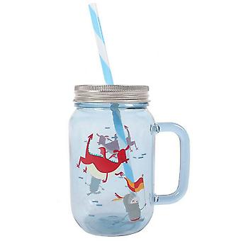 Something Different Knight Adventure Drinking Jar