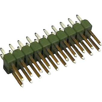 TE Connectivity Pin strip (standard) No. of rows: 2 Pins per row: 8 826632-8 1 pc(s)