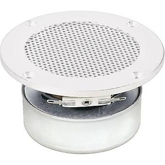 SpeaKa Professional DL-1117 Flush mount spreker 25 W 8 Ω White 1 PC('s)