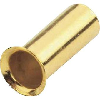 Sinuslive Ferrules 1 x 4 mm² gold-plated