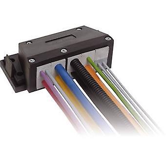 Icotek KEL-FG A7 kabelgeleiding frame Terminal Ø (max.) 34 mm Polyamide zwarte 1 PC('s)