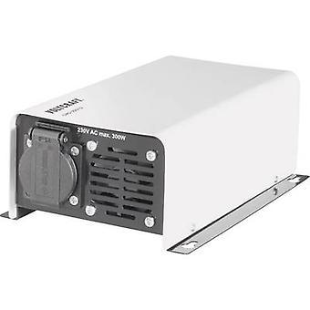 VOLTCRAFT Inverter SWD-300/12 300 W 12 V DC - 230 V AC Remote operation
